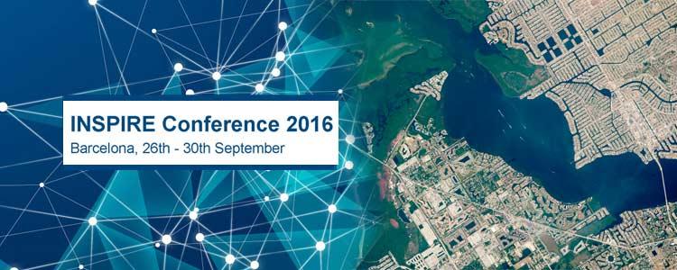 Conferencia INSPIRE 2016