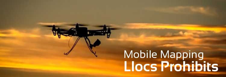 Mobile Mapping - captura amb drons