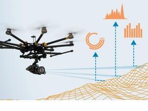 Captura de dades amb dron