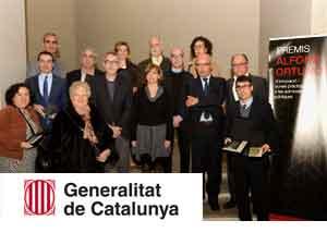 Premis Alfons Ortuño 2017 - SIG Corporatiu de la Generalitat