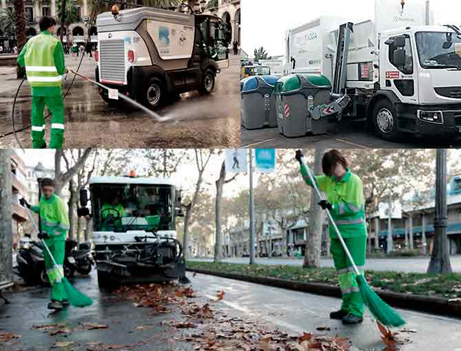 Control de qualitat del servei de neteja - SIG SITEP