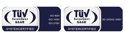 Control de Qualitat ISO - Certificadora TÜV