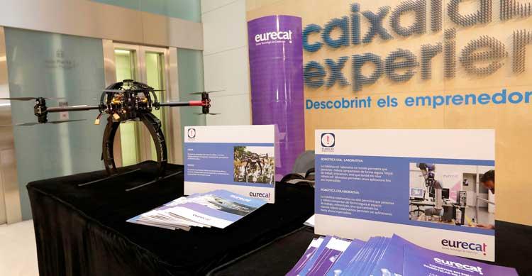 EURECAT MOBILE FORUM - DRON