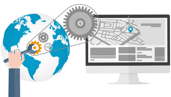 Engineering as a service - GIS ITC SITEP
