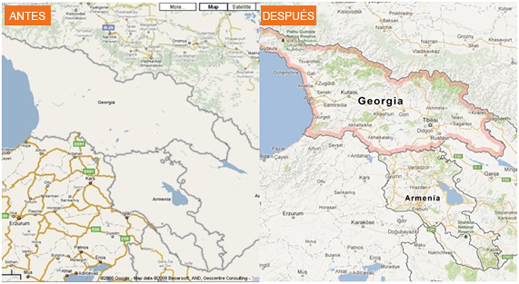 SITEP - GoogleMaps
