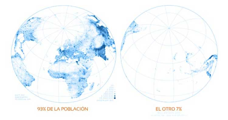SITEP - El emisferio Superpoblado