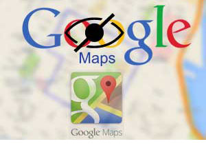 SITEP - GoogleMaps Oculta Información