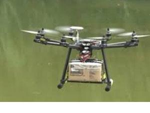 Contrabando en cárcel - SEGURIDAD DRONES