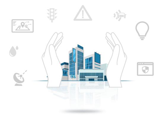 sistema resiliente para smart cities