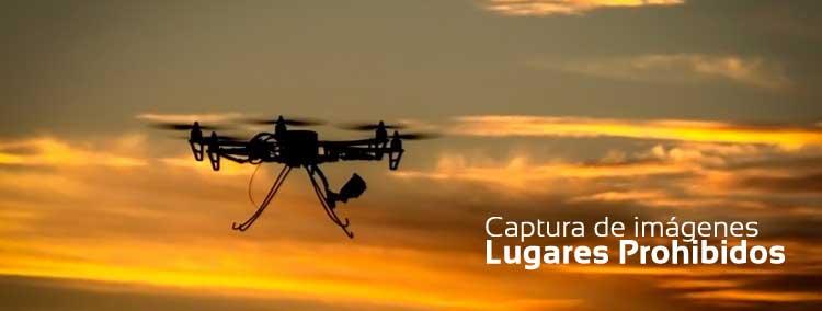 Sistemas de Información Geográfica - drones - VANT