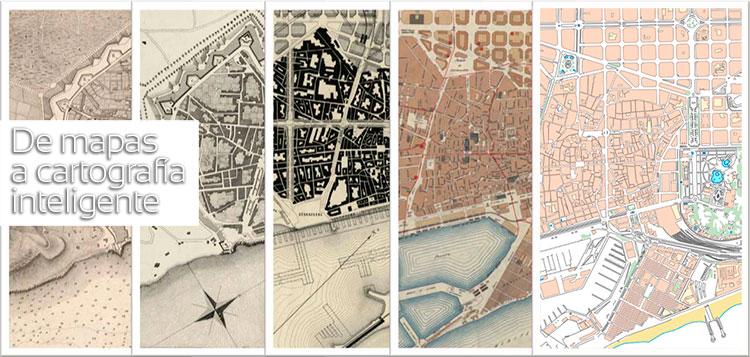 cartografía inteligente Barcelona