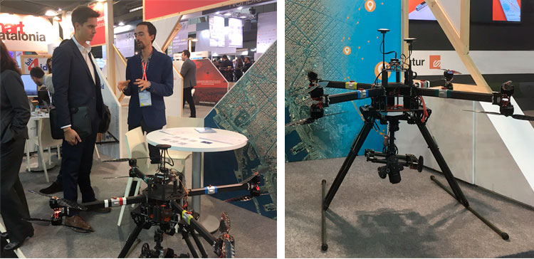 Smart-city-expo-SITEP-mobile-mapping-drone