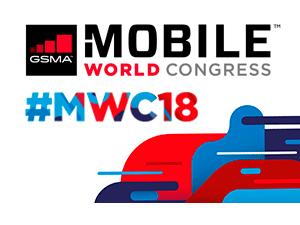 logo de MOBILE WORLD CONGRESS 18 - SITEP EN LA DRONE ZONE