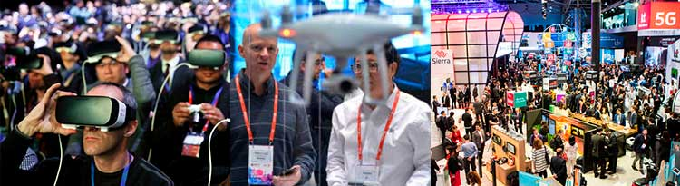 MOBILE WORLD CONGRESS BARCELONA SITEP - DRONE ZONE