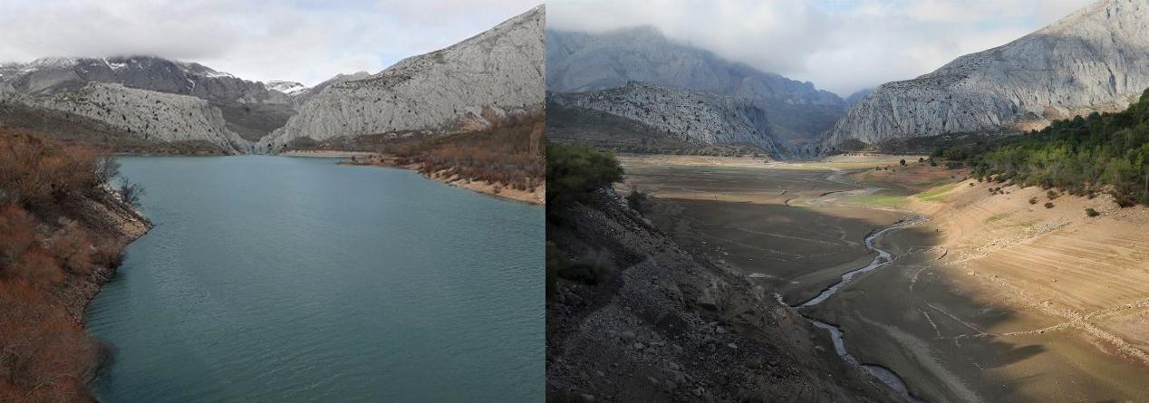 Planificación y gestión del agua con sist. información geográfica