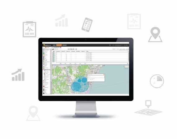 imagen de software de gestión de activos por el territorio