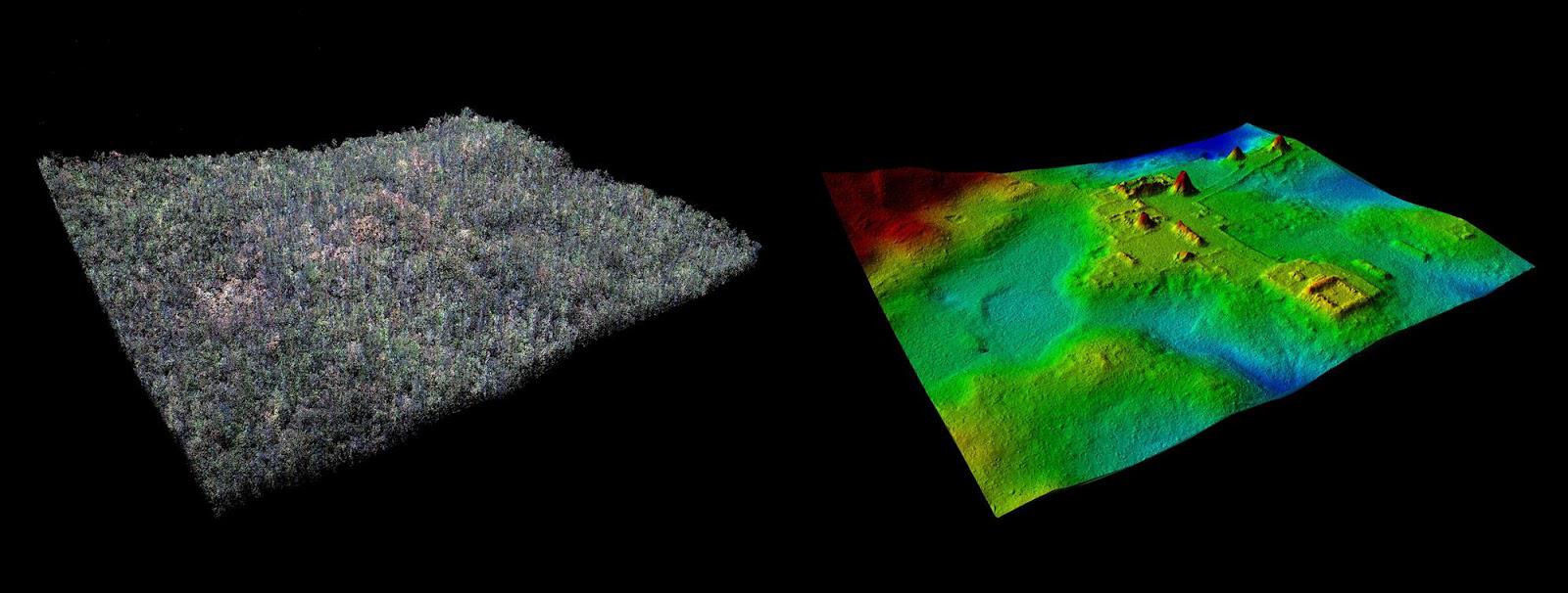 drones para arqueologia