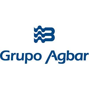 logotipo de cliente Grupo Agbar