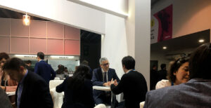 Reuniones Brokerage event Barcelona Mobile World Congress 2019