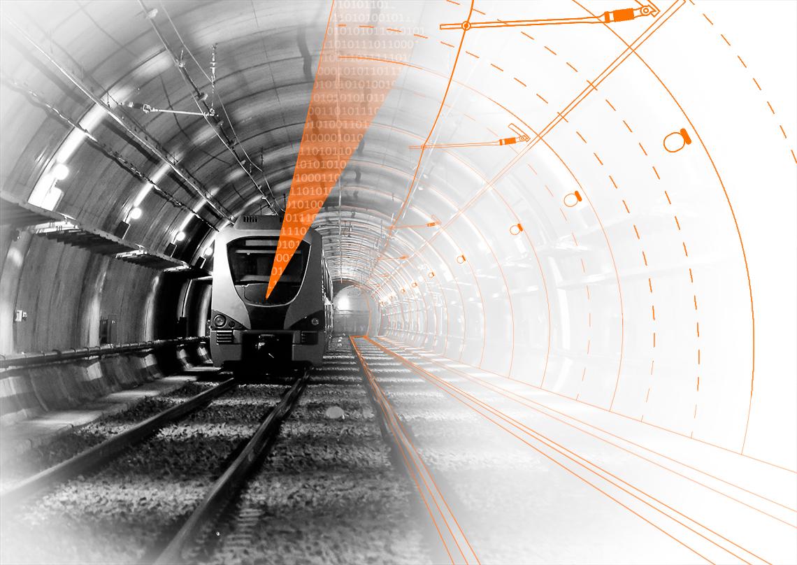 Sistema embarcado láser LiDAR de infraestructura ferroviaria e inventariado de elementos de la via en plataforma SIG - SITEP