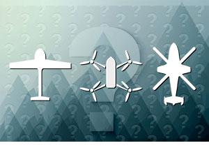 imagen de articulo en BLOG - qué tipo de dron necesito: ala fija, multicóptero, helicóptero
