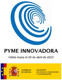 Logotipo de PYME INNOVADORA otorgado a SITEP