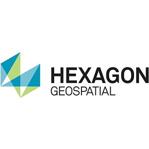 Imagen de logotipo de Hexagon geospatial